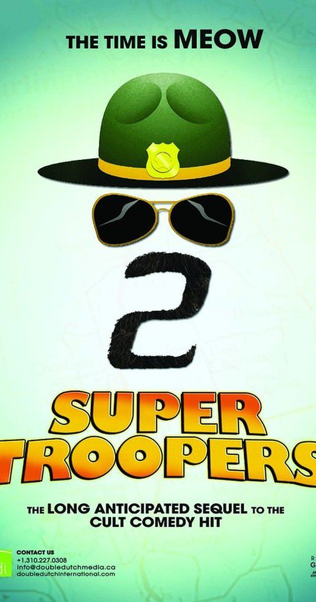 Super Troopers 2 (2017)         - IMDb
