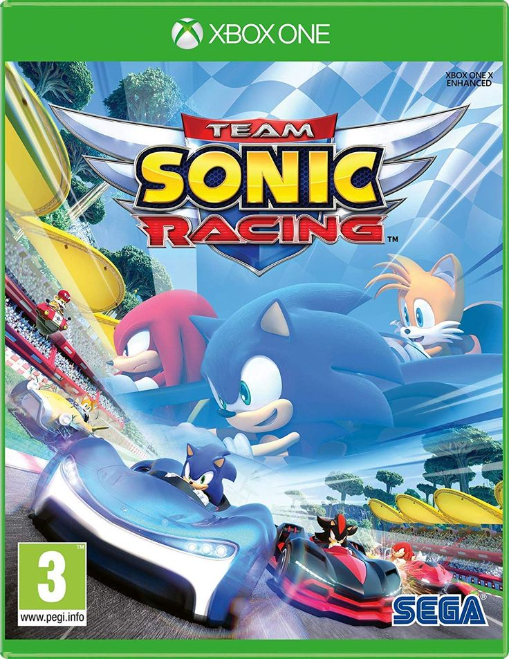 Team Sonic Racing combines the best elements of arcade and