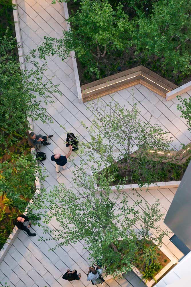 Caminos y plataformas de madera - 2175-Market-Street-04 « Landscape Architecture Works | Landezine                                                                                                                                                                                 More
