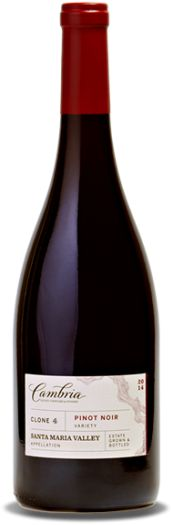 Cambria 2014 Clone 4 Pinot Noir
