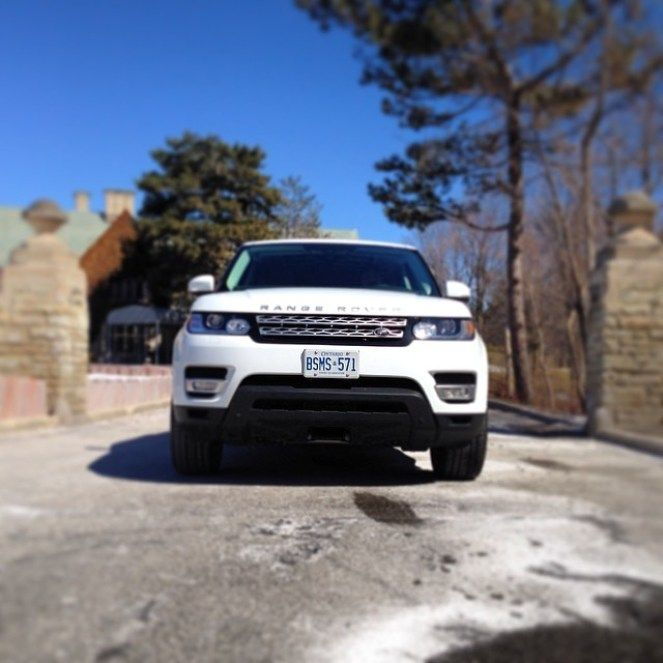 2014 Range Rover HSE & Supercharged Test Drives :: #LandRover #RangeRover #HSE #Supercharged #Review #Automotive #Cars #Motorsports #Luxury #Style #Class #Driving #AllWheelDrive #EstatesOfSunnybrook