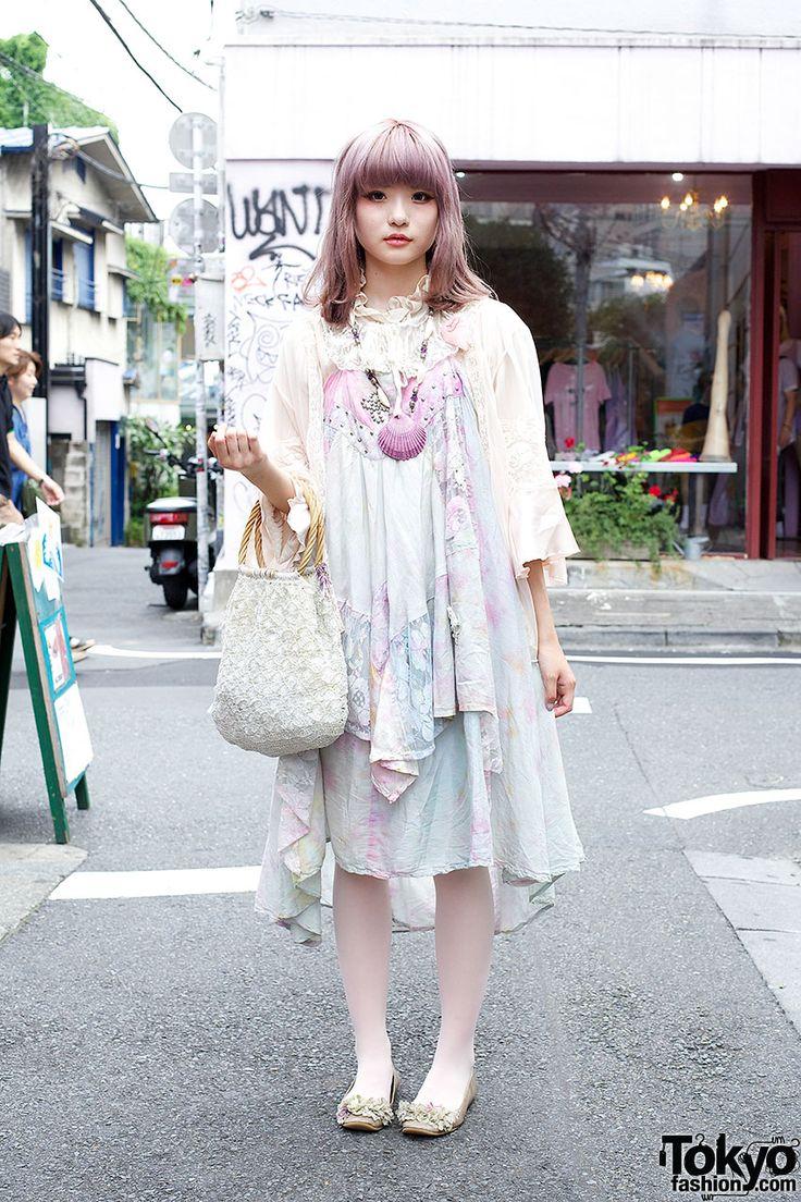 Vintage Cult Party Kei Fashion in Harajuku