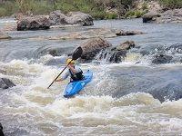 Kayaking Nymboida Guided White Water Adventure