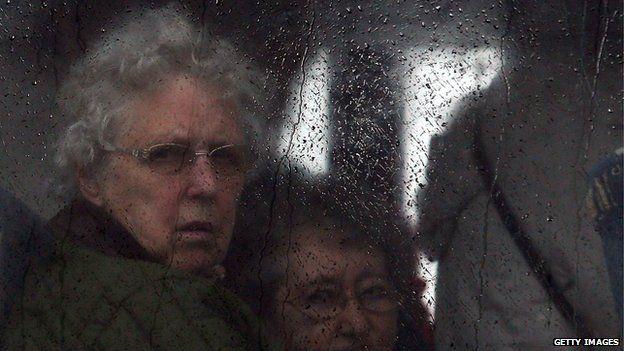 Unusual weather under scrutiny