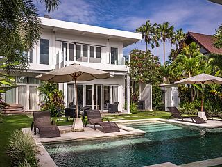 An ultra modern very special exclusive villa ideal for entertaining and kidsVacation Rental in Seminyak from @homeawayau #holiday #rental #travel #homeaway