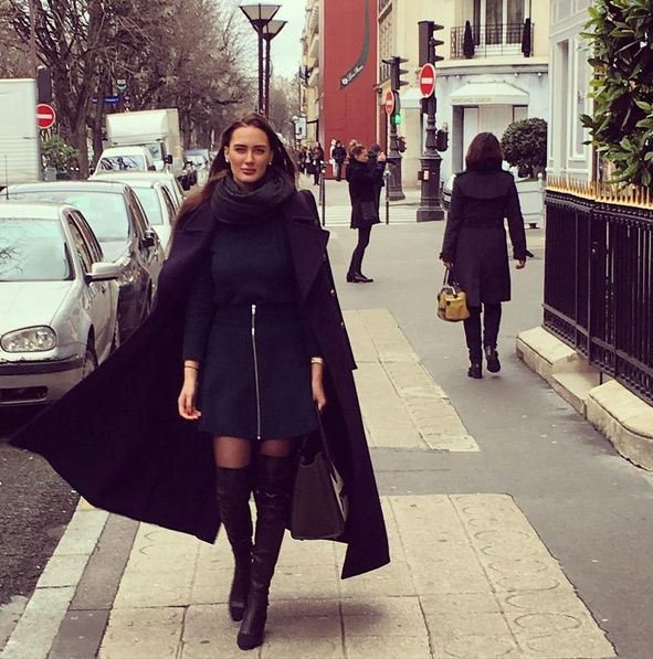 Amina Allam Fashion Lifestyle Luxury- http://dressed-to-kill.com/amina-allam-fashion-lifestyle-luxury-sandro-chanel-chloe