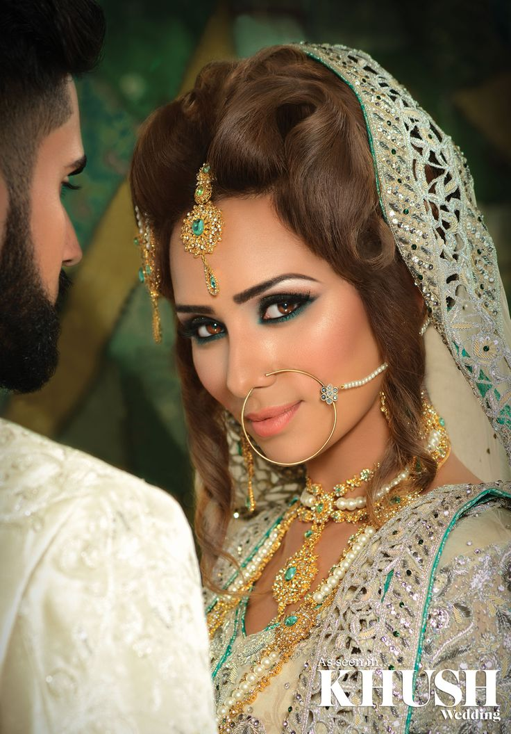 Mehndi Makeup Zara : Yet another flawless hair and makeup look from the best in