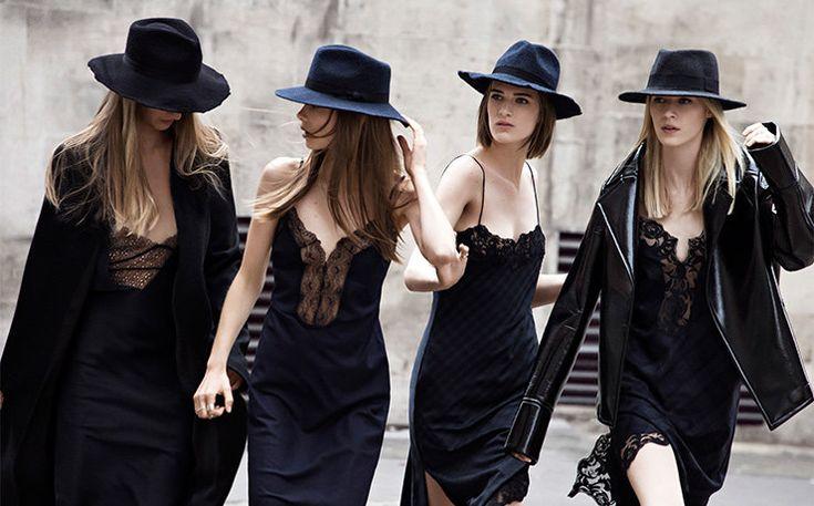 Самое популярное платье сезона: как носить платье-комбинацию