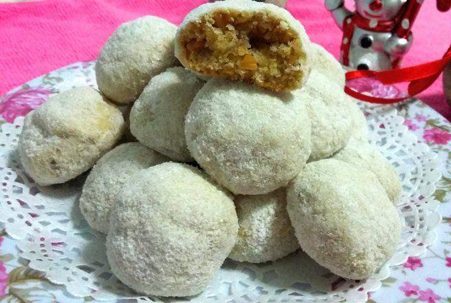 Retete Culinare - Fursecuri Bulgari de zapada