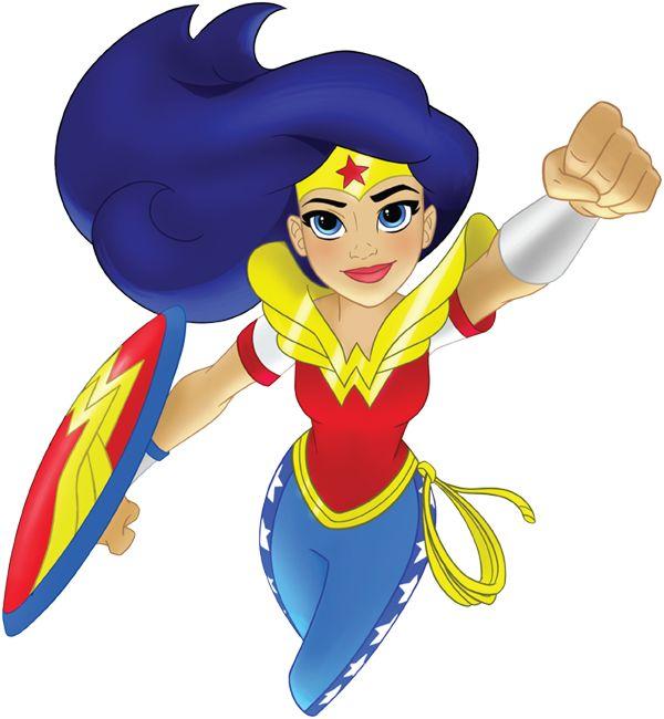 Wonder Woman. Official Profile art   DC Super Hero Girls   Pinterest   Wonder  Woman, Hero girl and Superhero 5af109d94a