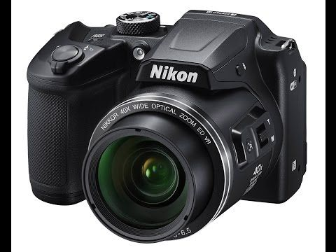 Nikon Coolpix Overview Tutorial - YouTube