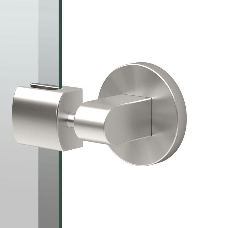 "Gatco 4119LR Zone 29-1/4""W X 25""H Wall-Mounted Frameless Round Mirror Satin Nickel Home Decor Mirrors Round"
