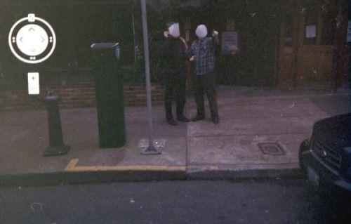 Street view film camera - Jesse England.