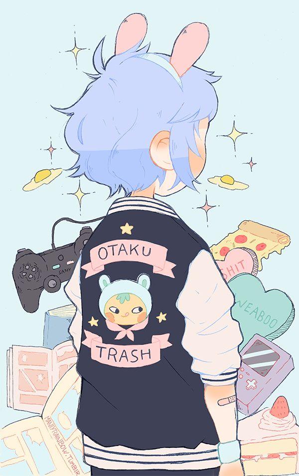 Трэш картинки аниме