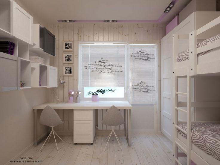 Przeglądaj zdjęcia:   Pokój dziecięcy zaprojektowane przez ALENA SERGIENKO. Znajdź najlepsze pomysły i inspiracje dla Twojego domu.