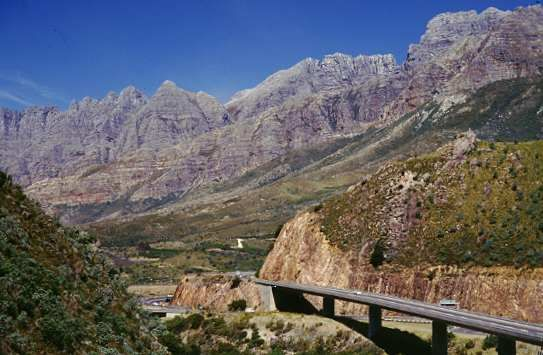 1 hour from Cape Town