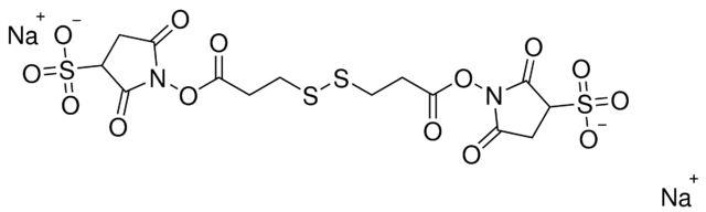 DTSSP (3,3′-dithiobis(sulfosuccinimidyl propionate)) | Sigma-Aldrich