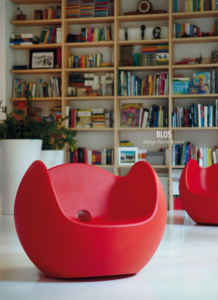 Blos design by Karim Rashid