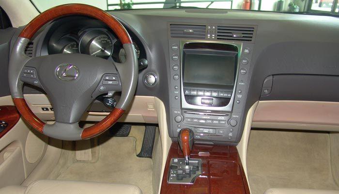 Vehículo de ocasión en un estado impecable. Como nuevo. Solo ha tenido un solo conductor. Si está interesado visite nuestra web en: http://dealerservices.es/vehiculo-de-ocasion/lexus-gs-300-vehiculos-de-ocasion/