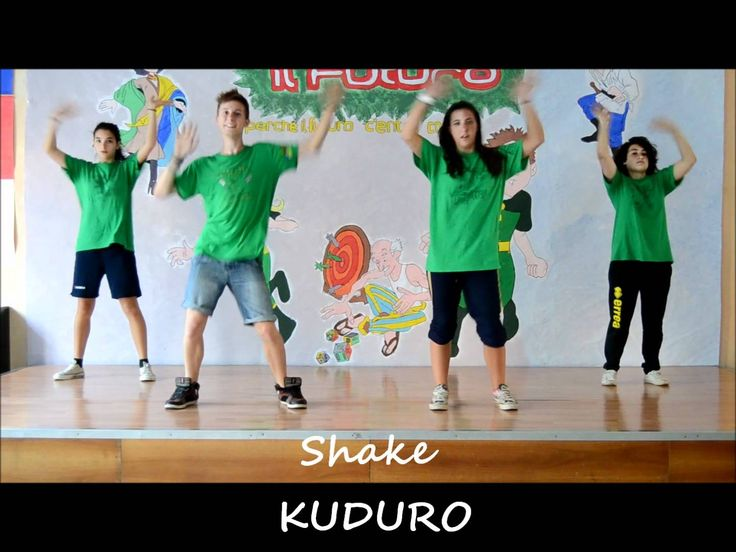 Up-beat dance for kids to follow -- fun and easy.