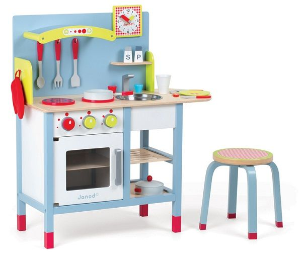 Picnik Duo Kitchen - for our budding chef!  #limetreekids