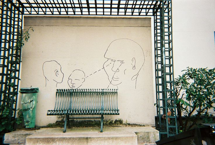 street art in paris