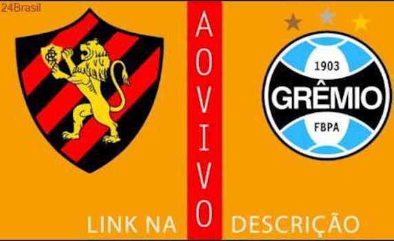Assistir Sport x Grêmio ao vivo hoje   Brasileirão 28/05