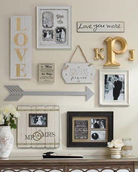 52 Best Frames & Wall Decor Inspiration Images On Pinterest | Home