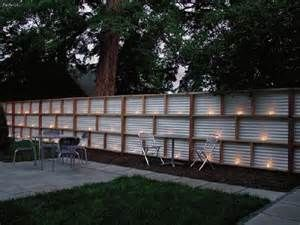 Graceful Cheap Privacy Fence Ideas | 420058 | Home Design Ideas