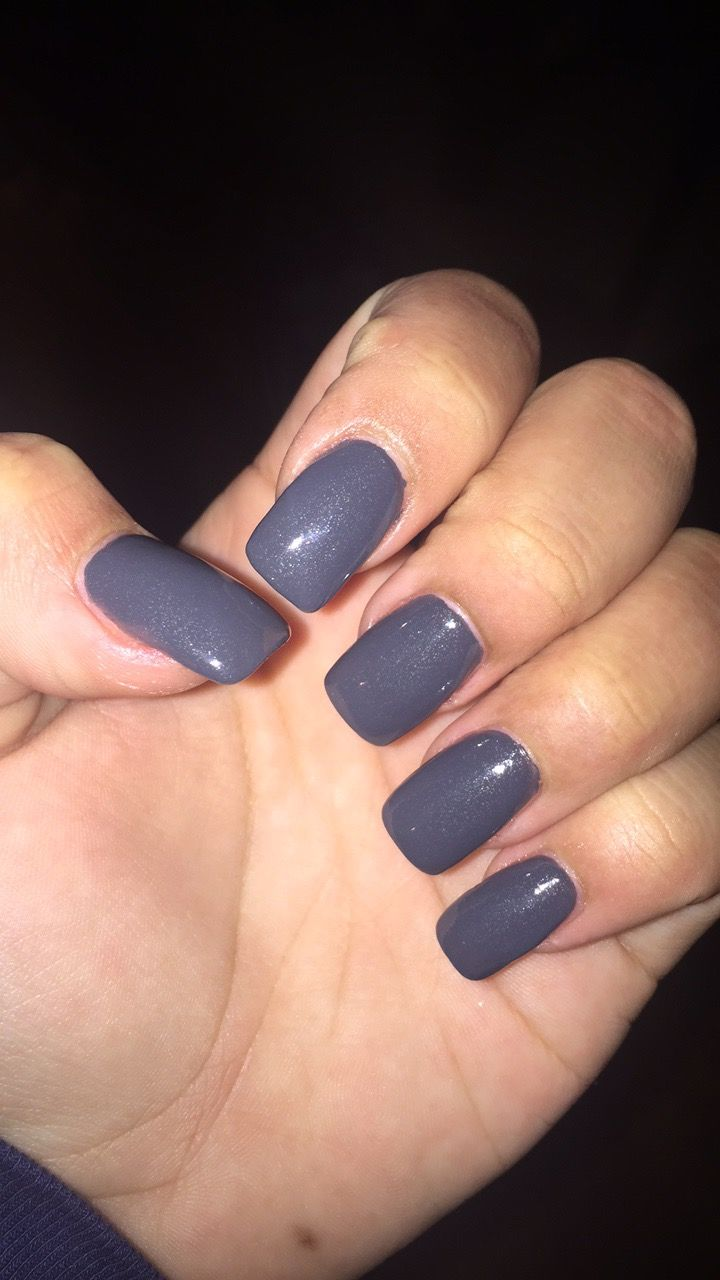 Nail Goals: The 25+ Best Squoval Acrylic Nails Ideas On Pinterest