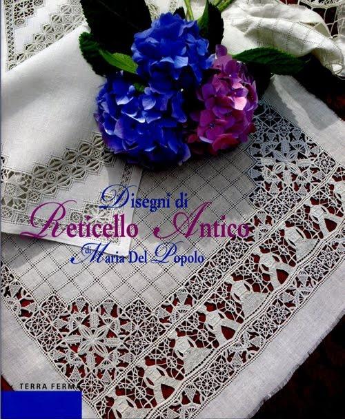 Italian Needlework: Different Styles of Reticello