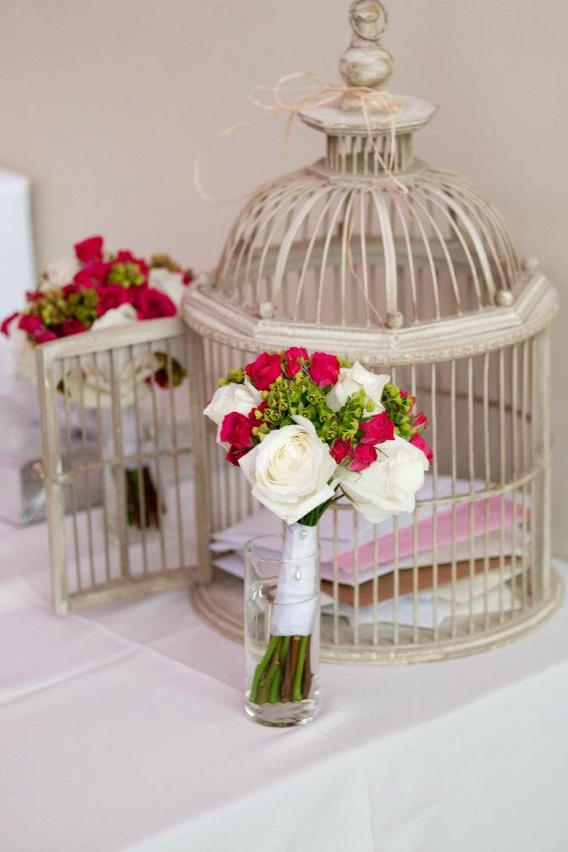 Best birdcage centerpieces images by wedding