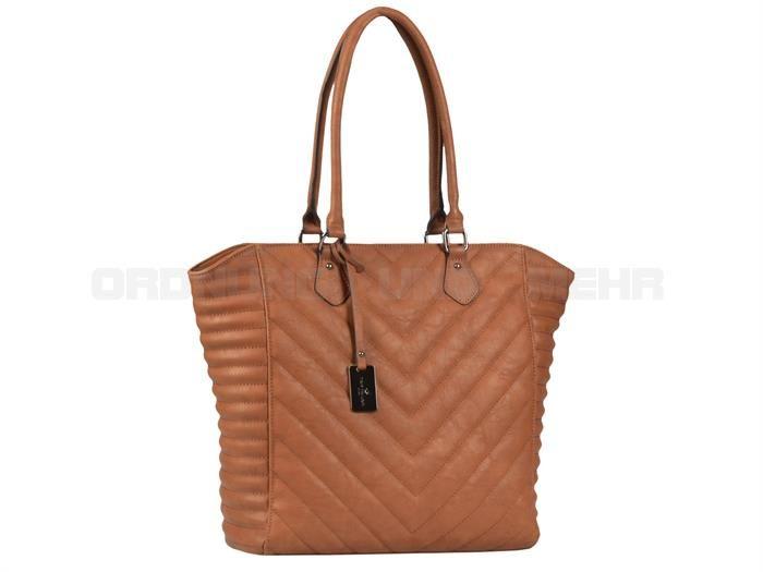 Tom Tailor PATTY - Lederimitat Shopper Damentasche  Handtasche - 3 Farben
