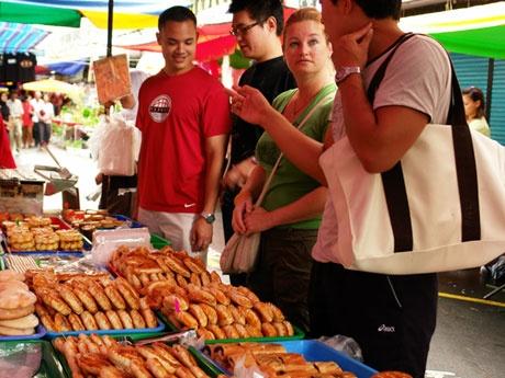 Gaya Street Market (Sunday)