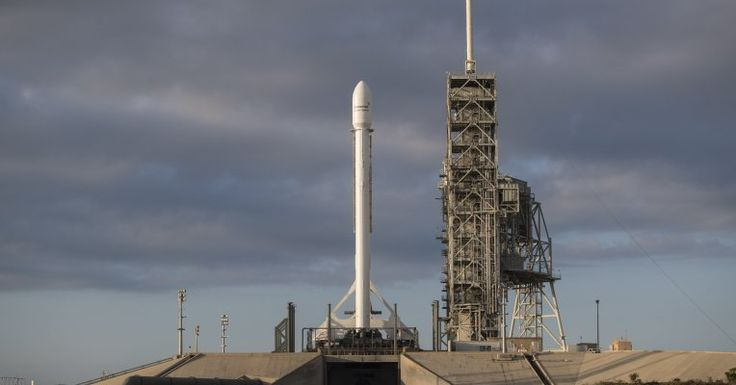Watch SpaceX's Inmarsat-5 Flight 4 satellite launch live right here  #SpaceX #news