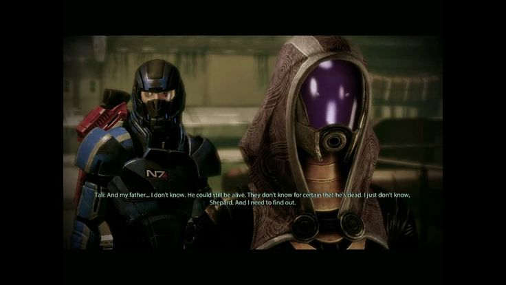 Mass Effect 2 Weekly Ep. 25: Tali - Treason Pt. 1: The Hearing