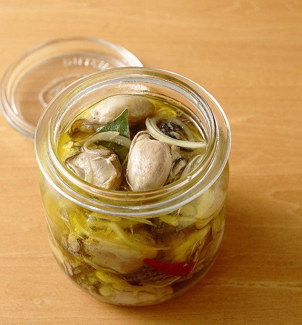 [画像] 一回作って何度もおいしい! 極上「牡蠣のオイル漬け」の作り方