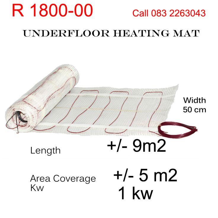 Under floor, tiles, carpet, wood heating,diy