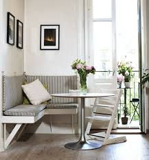 Image result for dining bench built in