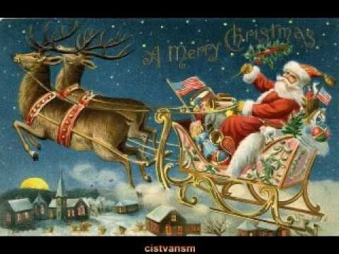 An old Christmas Card ~ Jim Reeves