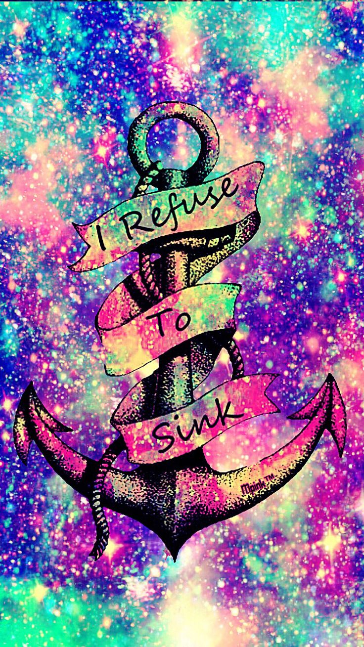Dream Quote Wallpaper Hd I Refuse To Sink Galaxy Wallpaper Androidwallpaper