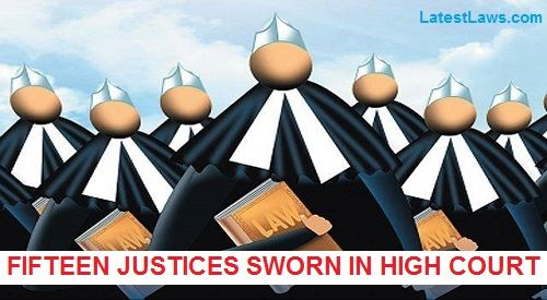 'Achey Din' for Judiciary, 15 new High Court Justices sworn in by Chief Justice