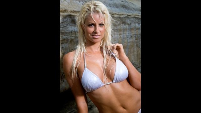 Maryse Ouellet Measurements: Maryse. The Perfect White Bikini! #WWE