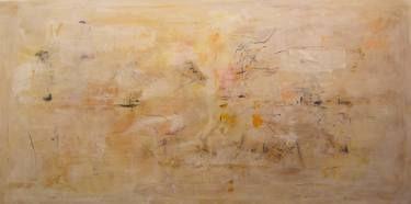 "Saatchi Art Artist Doris Duschelbauer; Painting, ""RECUERDOS SOBRE BLANCO"" #art"