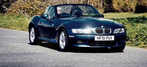 Affordable fun BMW Z3 E36/7