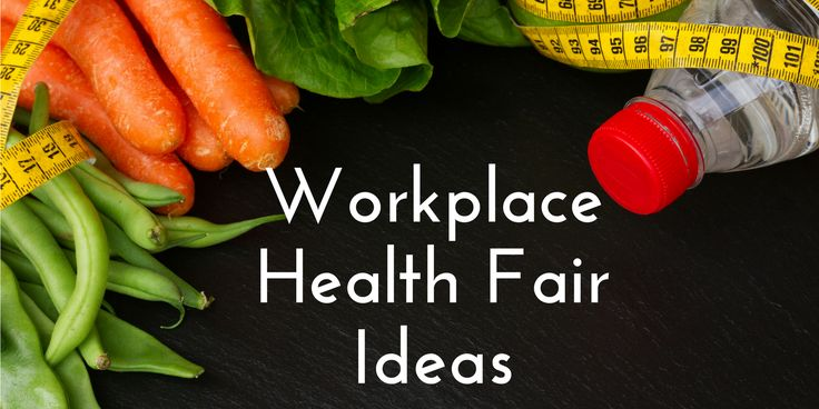 Company Health Fair Ideas: Vendors, Activities, & Giveaways  The key to a successful company health fair is making it a fun and memorable experience. The best way to do that is by having the right vendors and the right activities. Here are some creative concepts to kick your next health fair up a few notches.