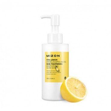 MIZON - Cytrynowy peeling enzymatyczny Vita Lemon Sparkling Peeling Gel