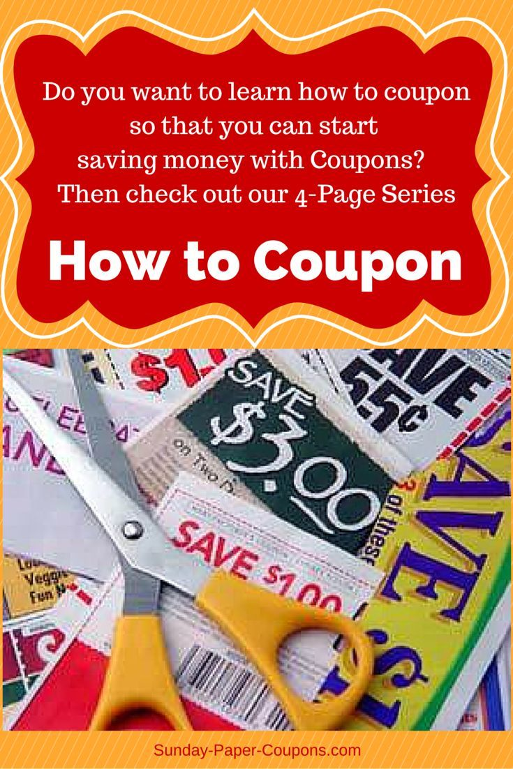 How to Extreme Coupon: Couponing for Beginners