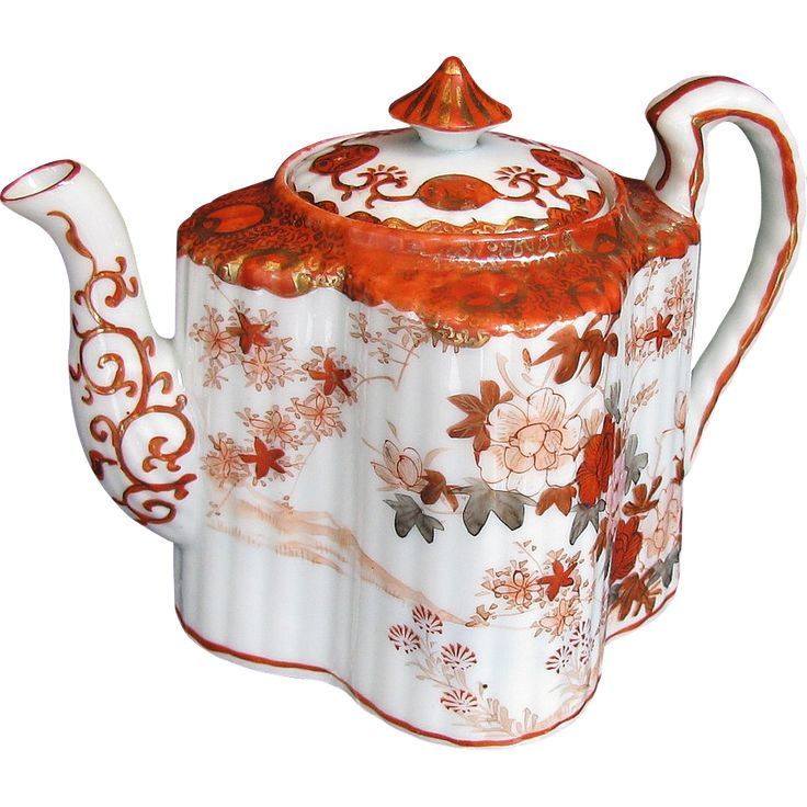358 best teapots i love oriental images on pinterest tea pots tea time and high tea - Japanese teapot with strainer ...