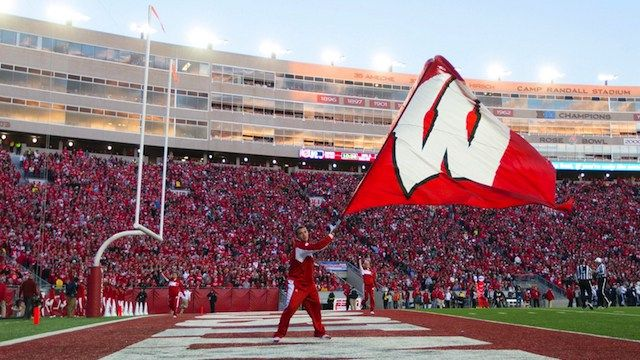 Printable 2016 Wisconsin Badgers Football Schedule